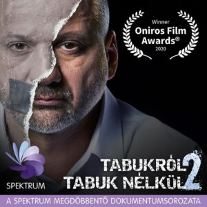 Tabukról tabuk nélkül 2. évad plakátja